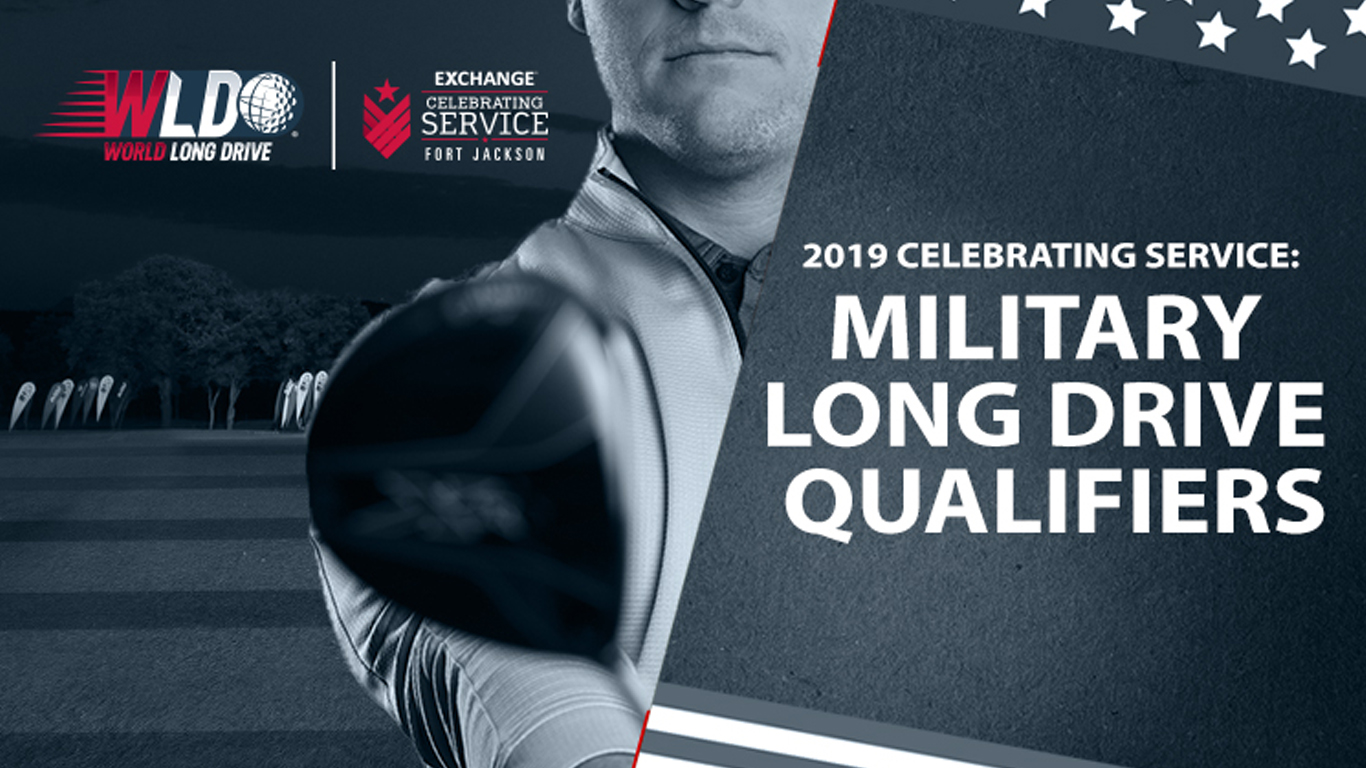 2019 Military Long Drive Qualifier at Fort Lee