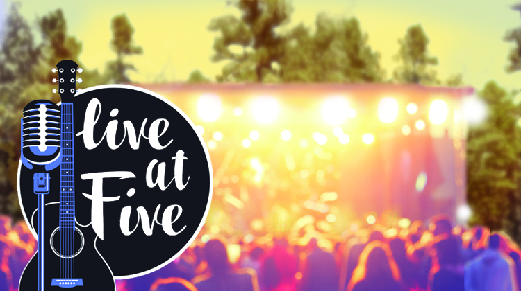 Live at Five Outdoor Concert