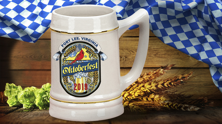 The 2019 Oktoberfest Mug & Admission Package