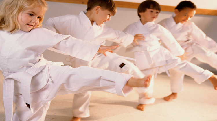 Mixed Martial Arts (4 yr olds)