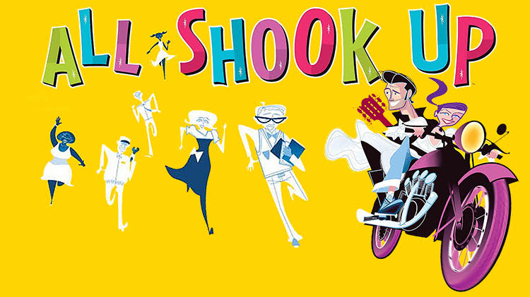 The Lee Playhouse Presents: All Shook Up
