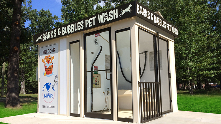 Us army mwr barks bubbles pet wash barks bubbles pet wash is a self service dog wash that offers an alternative to at home bathinggrooming and traditional groomer services at a low cost solutioingenieria Gallery