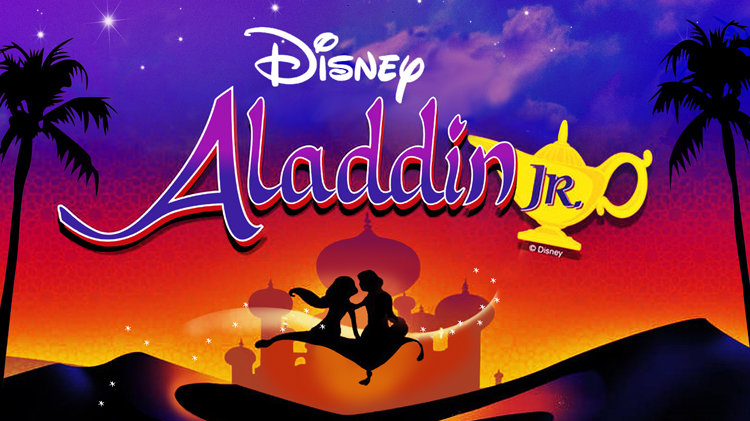 Aladdin at the Lee Playhouse
