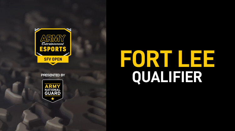 Army Entertainment Esports Street Fighter V Open - Fort Lee Qualifier