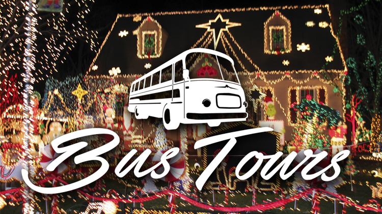 Tacky Light Bus Tour