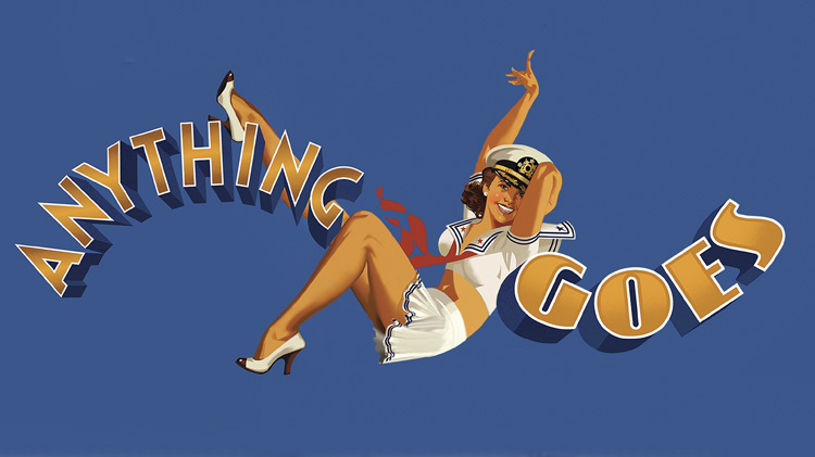 Cole Porter's Anything Goes at Lee Playhouse