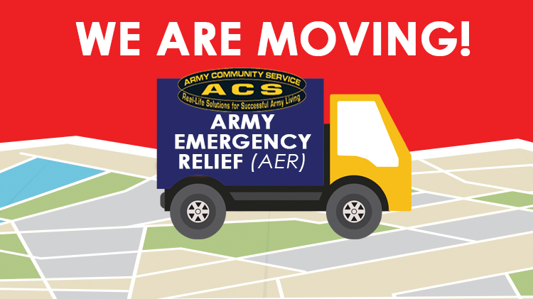 ACS - AER is moving!