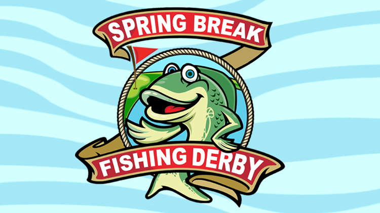 Youth Spring Break Fishing Derby