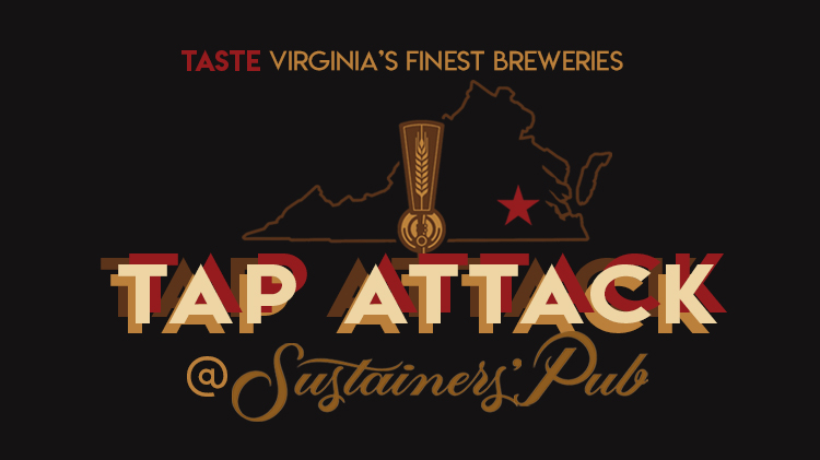 Sustainers' Pub Tap Attack